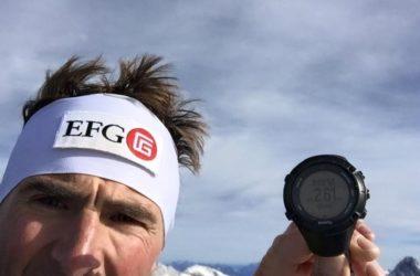 Ueli Steck: nuovo record sull'Eiger