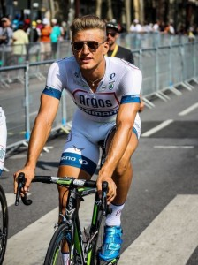 Marcel Kittel in stile aviator