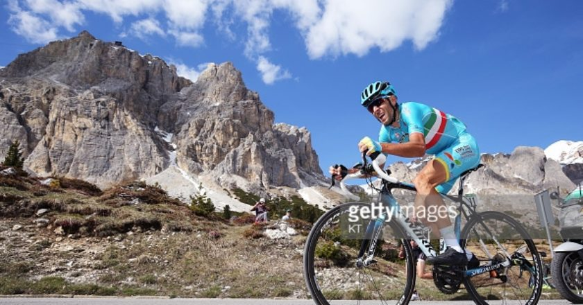 Vincenzo Nibali photo by gettyimages.com