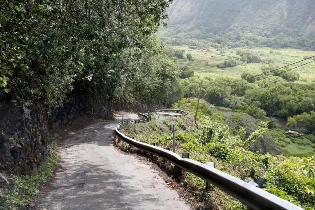 waipio road salite pendenti solowattaggio