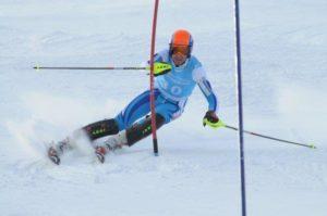 Bauer in azione a Monte Croce