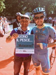 Malacarne mania allestimmo giro d'Italia