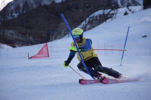"""Matthias """"Icio"""" Hargin, uno spettacolo vederlo sciare"""