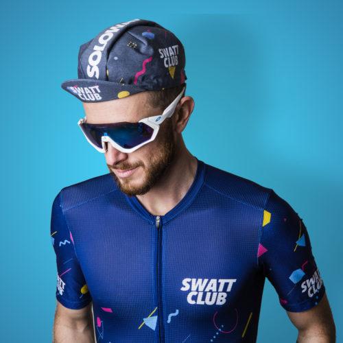 Belair Jersey 1 solowattaggio swatt club ciclismo