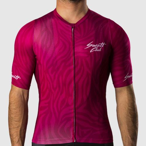 Velocità solowattaggio cycling jersey