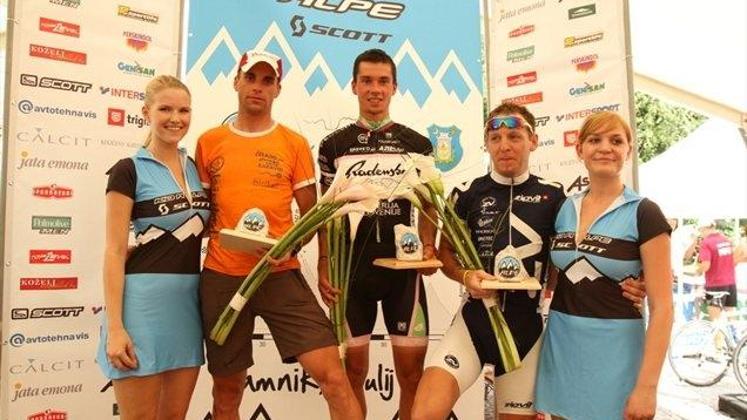 Primoz vince la Maraton Alpe Scott