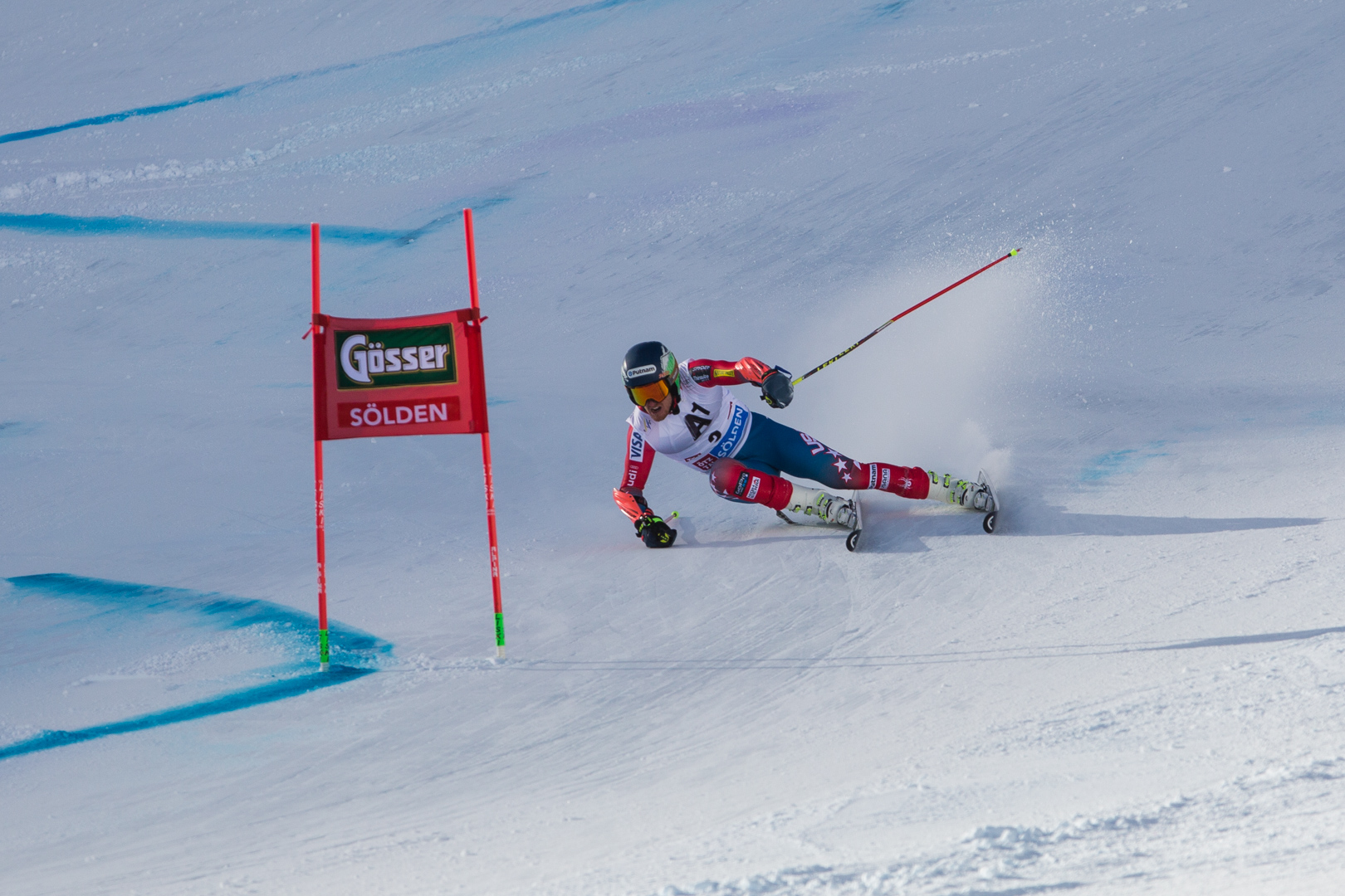 Ted Ligety Solden giant slalom
