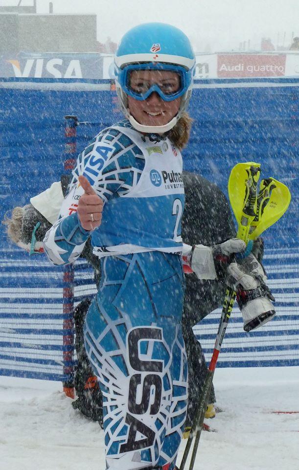 Mikaela ammazza lo slalom di Aspen