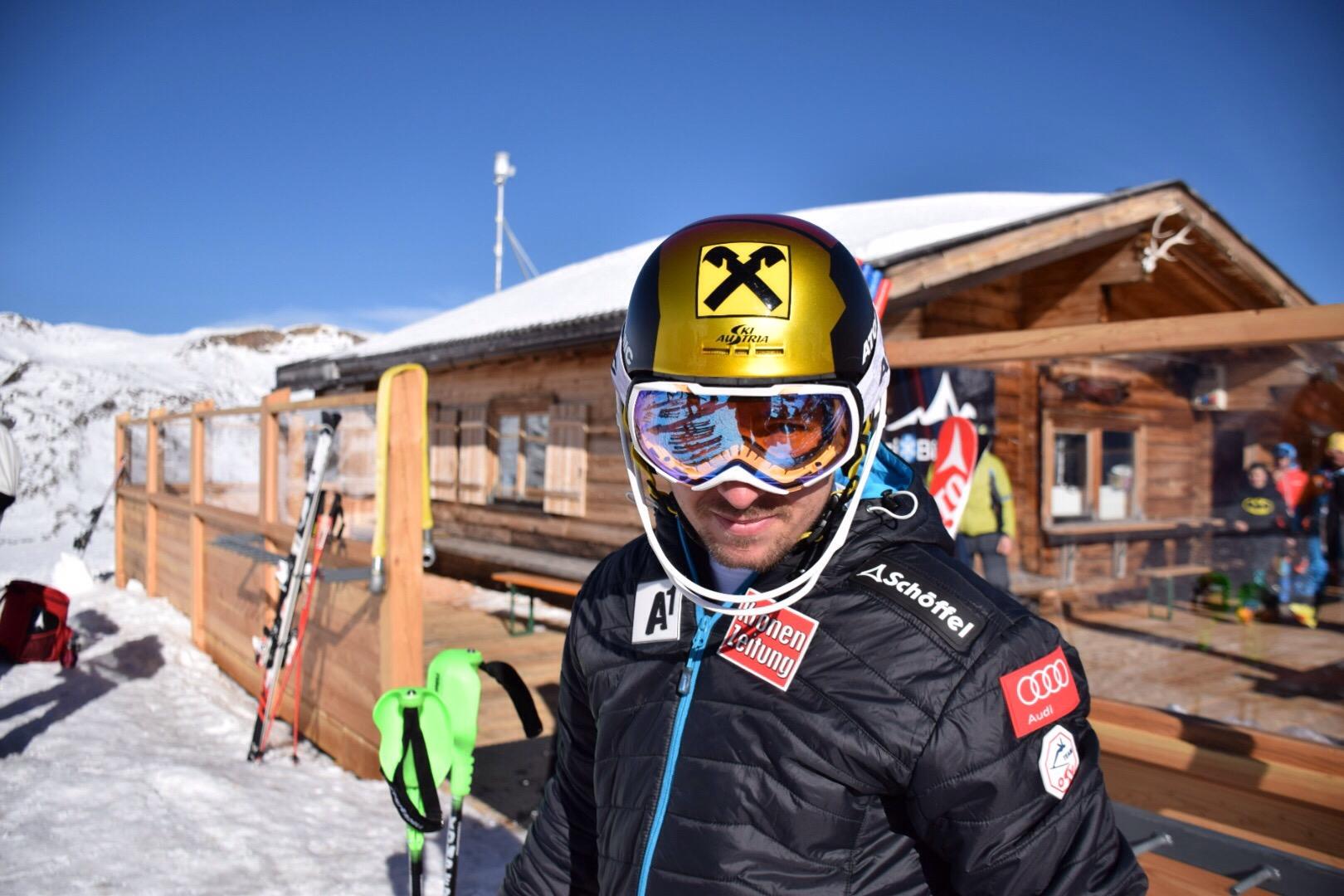 Hirscher vince in Badia