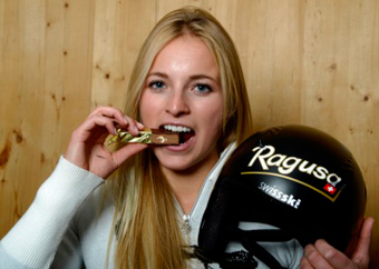 Lara Gut vince il secondo Gigante Stagionale ad Aspen, USA