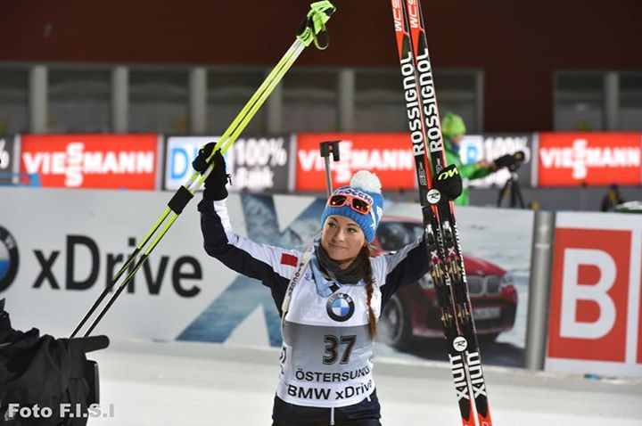 Dorothea Wierer vince l'individuale di Rupholding