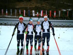 Sci Nordico Yog biathlon