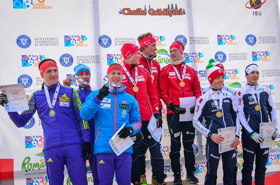 Staffetta Youth Biathlon