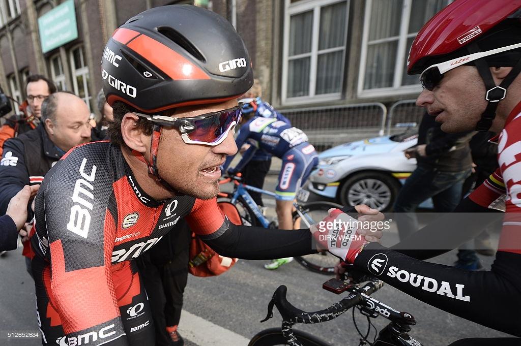 Greg Van Avermaet Omloop Het Nieuwsblad