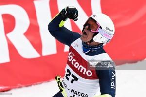 Max Blardone conquista il suo ultimo podio in carriera sulle nevi giapponesi