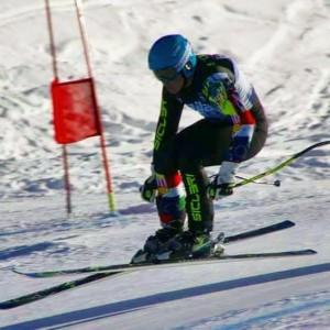 Alessio Bonardi in azione
