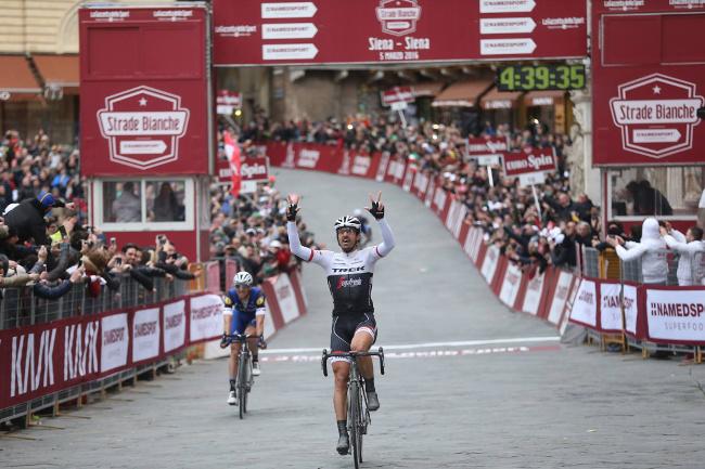 Fabian Cancellara Strade Bianche