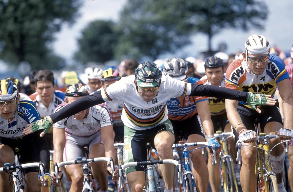 Gianni Bugno Gatorade Champion du Monde