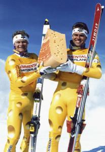 tuta gara svizzera 1998