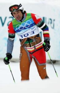 Von Hohenlohe olimpiadi 2014