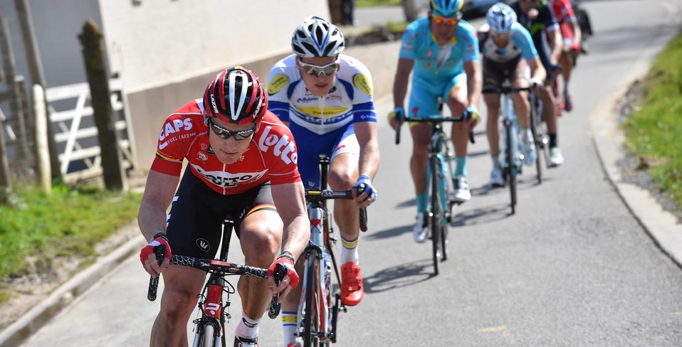 Andre Greipel watt Roubaix