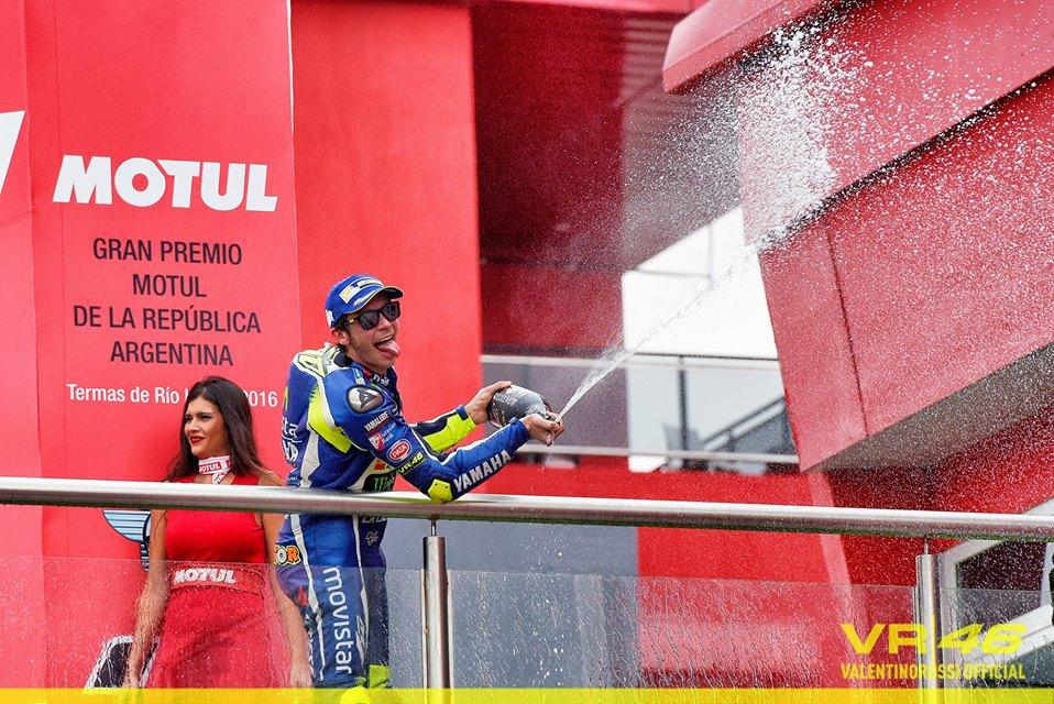Valentino Rossi Argentina