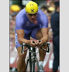 Prologo Tour de France 2003. Ma quanti Watt spingeva Herman Maier?