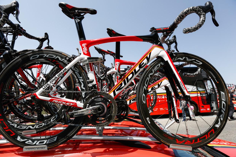 La bici di Andre Greipel