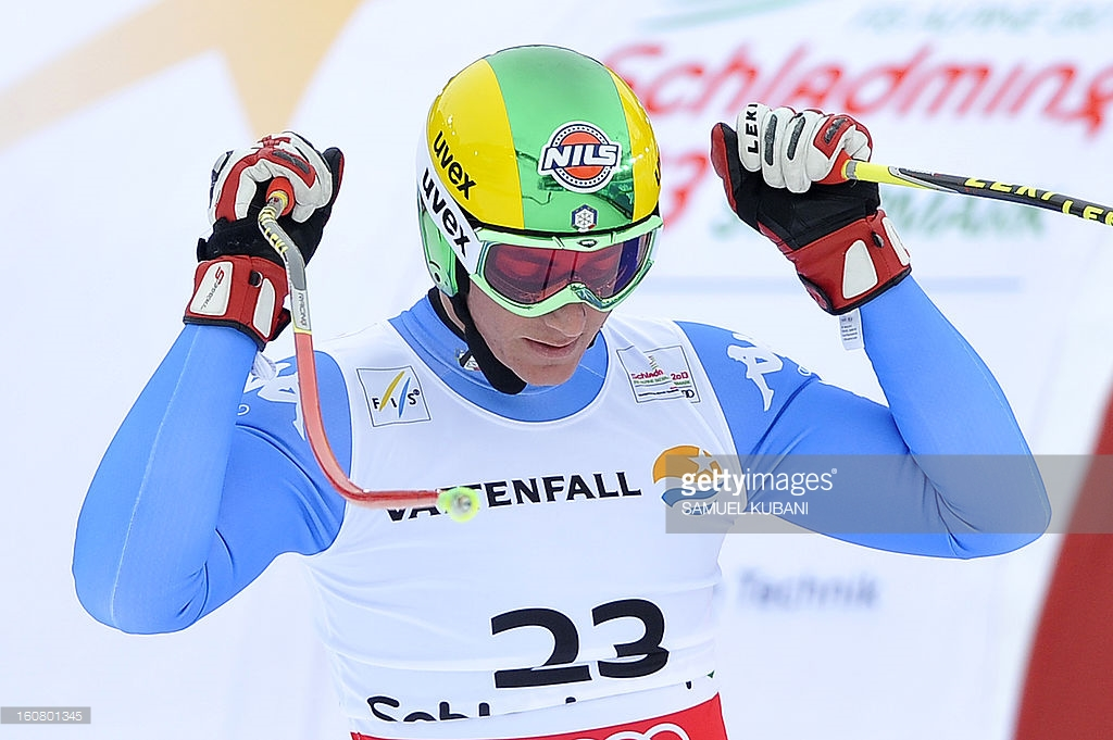 Siegmar Klotz. Photo by: Getty Images