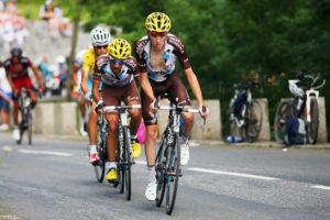 Romain Bardet, un altro francese destinato a fare da comparsa al Tour
