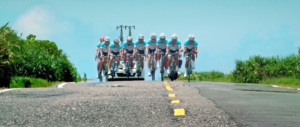 To the fore film ciclismo