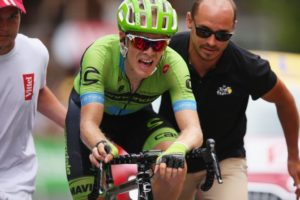 dopo Armstrong, ecco un altro americano a snobbare il Giro. Il texano però ha portato a casa sette maglie gialle.