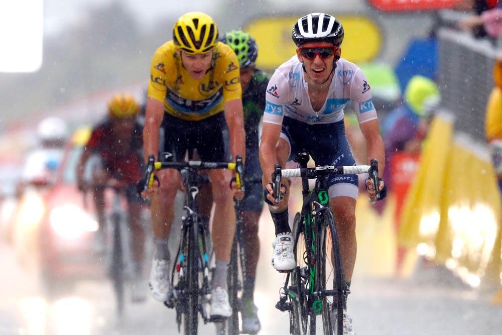 Tour de France - Stage 9 watt solowattaggio