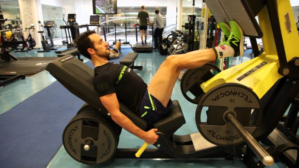 In palestra con Nathan Haas