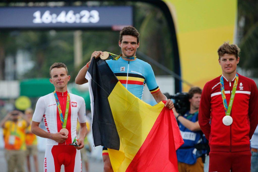 Greg Van Avermaet Rio 2016