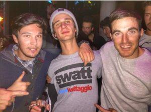 Bonapace e De Candido di solowattaggio con il grande Luca Bizzotto al Fire & Ice lo scorso anno