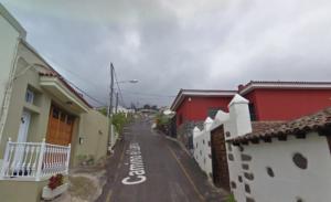 """Tenerife salita solowattaggio hill Uno scorcio de """"El Camino de Lance"""""""