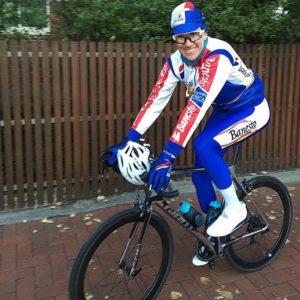 Banesto cycling kit