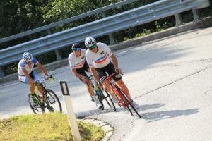 De Candido, Bonapace e Boldrini animano la corsa
