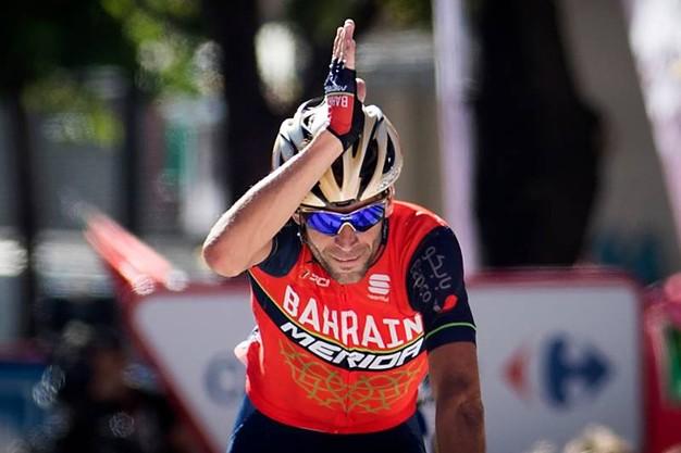 Vincenzo NIbali Vuelta Espana