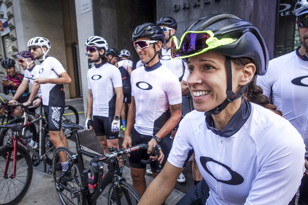 Jetlag Ride Oakley Cycling Session Edition