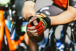 La bandiera più bella nel mondo del ciclismo.